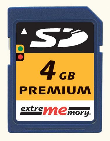 exme sd4096 premium front