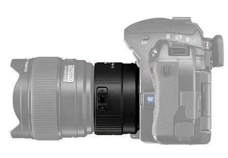 Olympus EC-20 8MM
