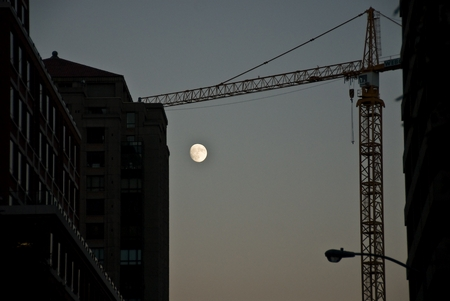 Mond Fotografie