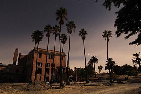 Lost America NAchtfotografie