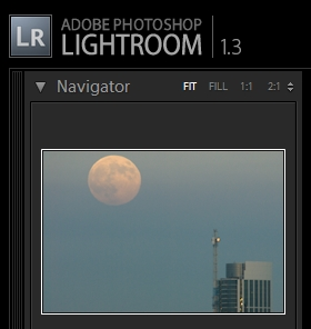 Adobe Lightroom 1.3
