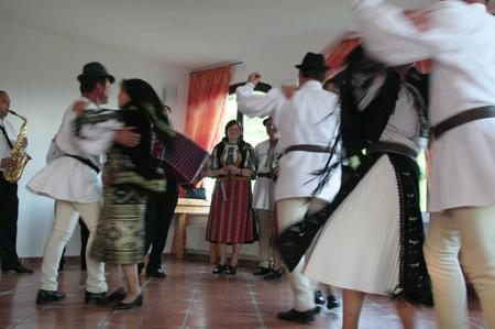 Karpaten Dorffest Robert B. Fishman