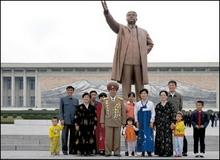 Nordkorea Kim Jong Il Philippe Chancel