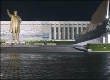 Kim Jong Il Nordkorea Philippe Chancel Fotografie