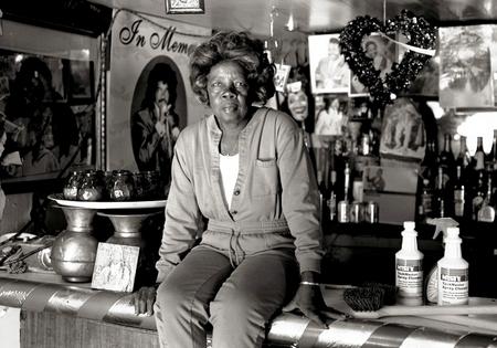 New Orleans Antaoinette K-Doe Thomas Neff after Katrina