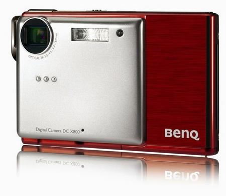 BenQ DC X800 vorne