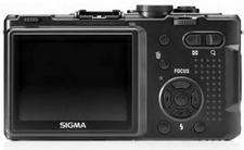 Sigma DP1 Rückansicht Monitor