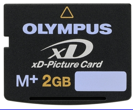 Olympus xD Picture Card M-XD2GMP