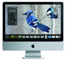 Aperture 2 Apples Foto-Postproduktionstool