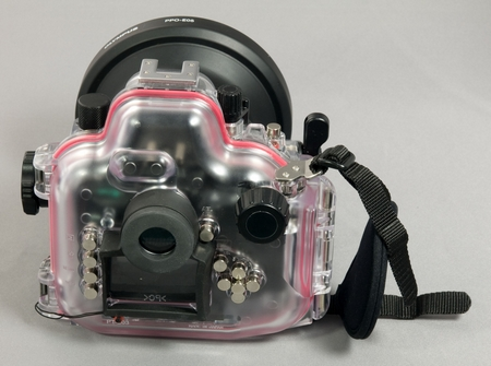 E-410 PT-E03 Unterwassergehäuse W.D.Roth