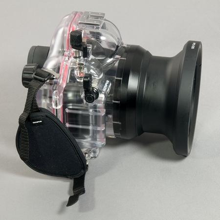 E-410 PT-E03 Unterwassergehäuse