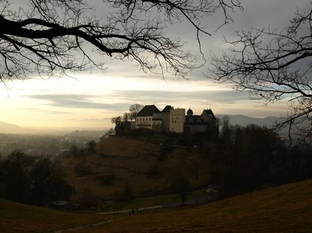 Christian Humard - Schloss Lenzburg
