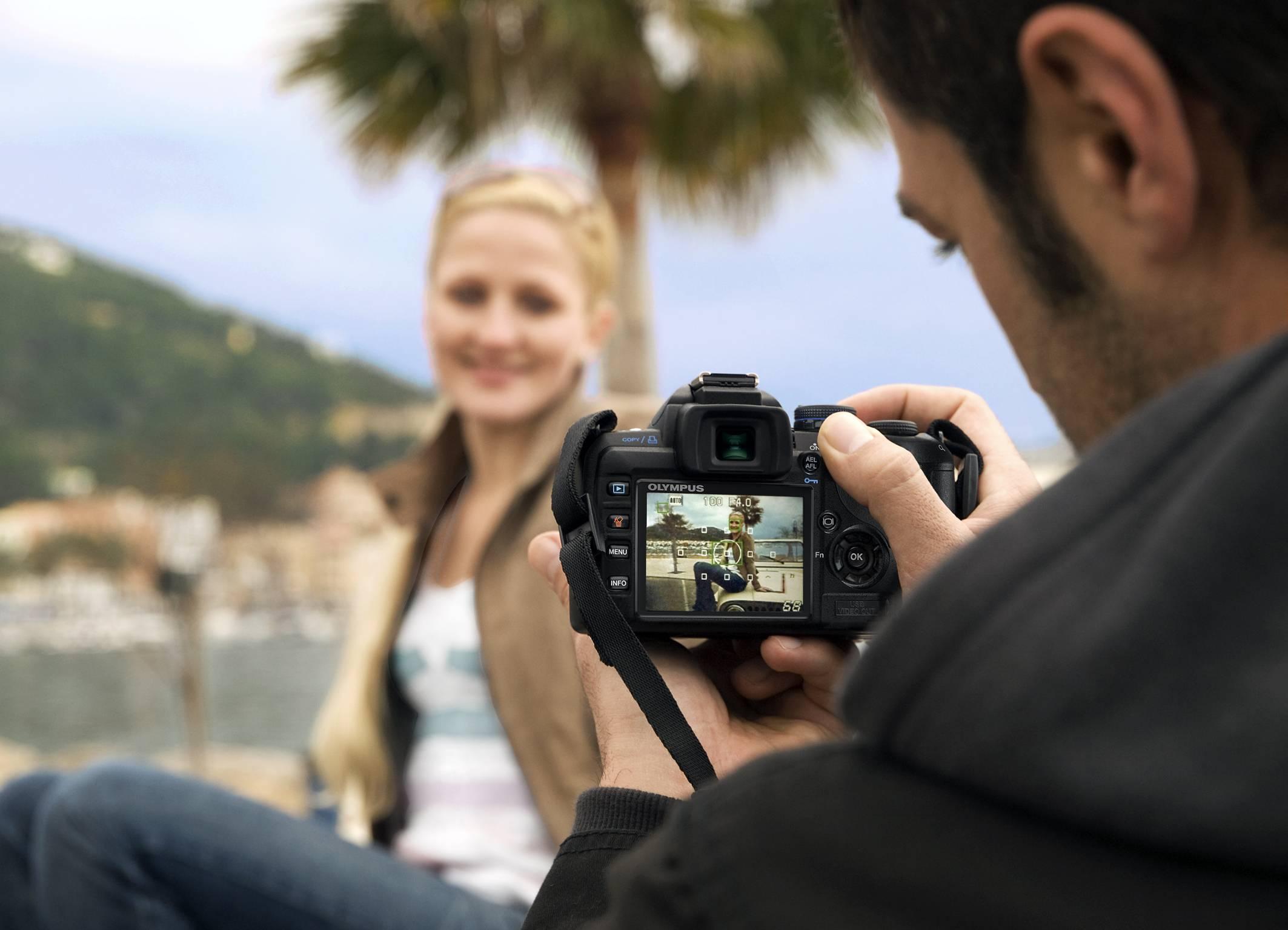 как делать с фотоаппарата видео