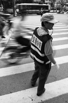 Rico Grimm: Ruhepol in Shanghai