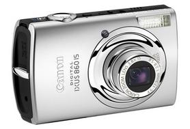 Canon Ixus 860 IS (Powershot SD870 IS)