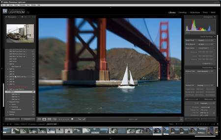 Adobe hat das Update 1.4 für Lightroom zurückgezogen