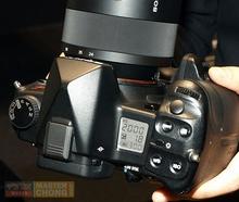 Sony a900 DSLR Flaggschiff mit 24MP