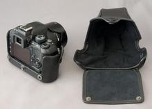 Olympus E-420 ausgepackt