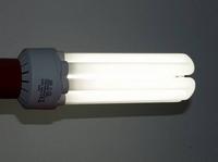 75-Watt-Energiespar-Fotolampe