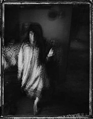 Wendy Ewald: Das Phantom, fotografiert von Teresa López, Mexiko 1991