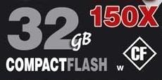 Ram Components 32 GB CF 150 fach