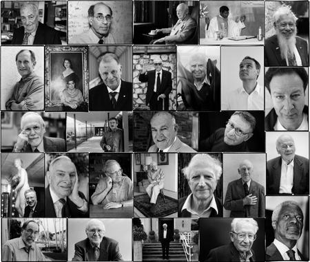 30 Nobelpreisträger