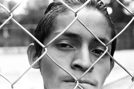 Karin rindlisbacher: Strassenjunge in mexico
