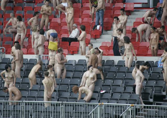 Sorry, Spencer tunick vienna