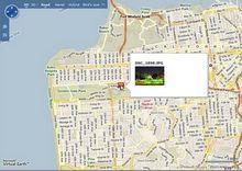 Microsoft Pro Photo Tools: Ohne Zoom in die Karte gelingt die Platzierung nicht