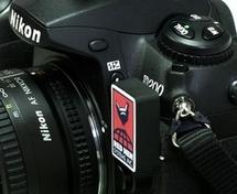 RedHen Blue2can Blutooth-GPS-Modul für Nikon - OHNE GPS