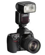 Die Nikon D700 mit dem neuen Blitz SB900