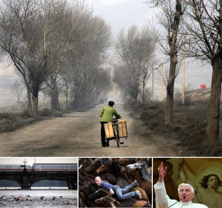 China und seine Fahrräder