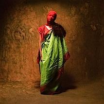Achinto Bhadra, Indien: Beschützt durch die Burkha –
