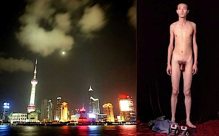 Frank Rothe: Shanghai II, China 2005