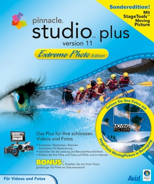 Pinnacle plus Extreme Photo Edition