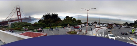 Golden Gate Panorama mt GigaPan