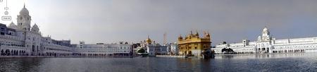 Gigapan Panorama indischer Tempel