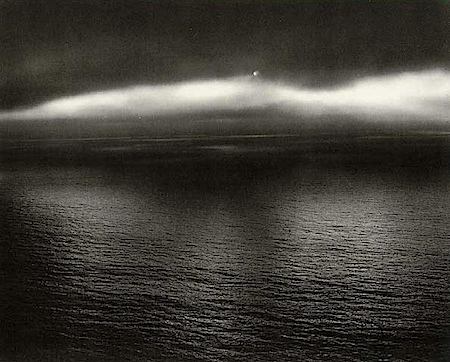 Minor White: Pacific, Devil's Slide, California 1947 Alle Bilder: © The Minor White Archive, Princeton University