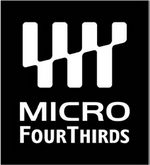 Micro Four Thirds Logo