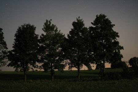 Canon 40D Nachtaufnahme