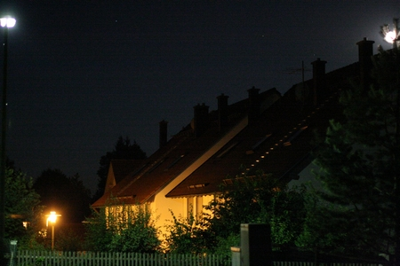 Canon40D Nachtaufnahme