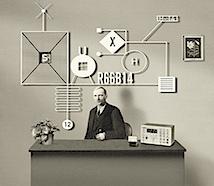 Ruud van Empel: The Office #9 1996