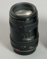 Canon EF-2.8 135 mm Softfocus