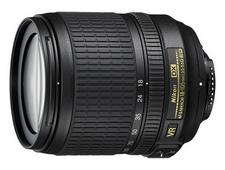 AF-S DX NIKKOR 18–105 mm 1:3,5–5,6G ED VR (Bild: Nikon)