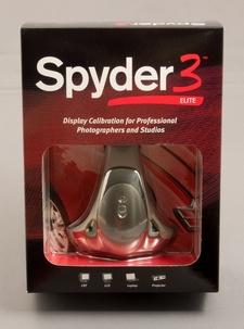 Spyder 3 Elite (Bild: W.D.Roth)