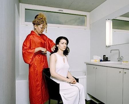 Stefanie Malorgio: aus der Serie Gina, 2007