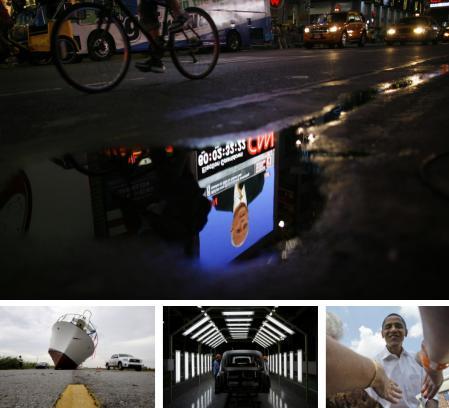 New York, USA; Fort Pike, Louisiana, USA; Fengshing, China; New Philadelphia, Ohio, USA -> Bildgalerie (Bilder Keystone)