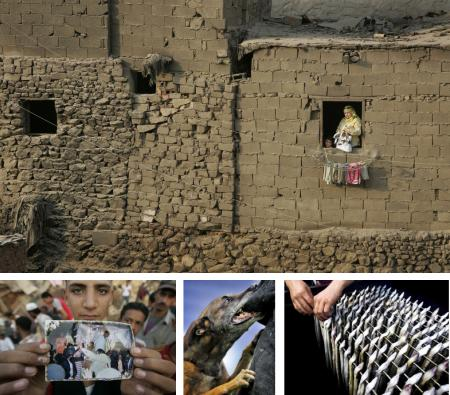 Kairo, Ägypten (2x); Den Bosch, Niederlande; Kortenhoef, Niederlande. Bildgalerie (Bilder Keystone)