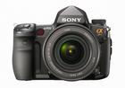 Sony A900 front (Bild Sony)