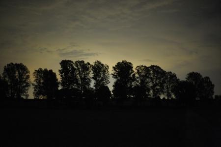 Mitternachtsdämmerung bei Neumond... Nikon D700 und Zeiss Planar T* 1,4/50 mm, 1:1,4, 1 s, ISO 6400 (Bild: W.D.Roth)